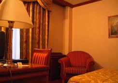 Hotel President - 자다르 - 침실