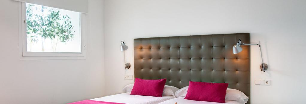 호텔 인투 팰라시오 샌 마틴 - 마드리드 - 침실