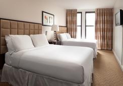 호텔 91 - 뉴욕 - 침실