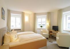 호텔 블라우 보크 - 뮌헨 - 침실