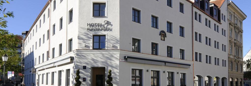 호텔 블라우 보크 - 뮌헨 - 건물