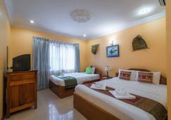 Taingleap Angkor Villa - 시엠레아프 - 침실