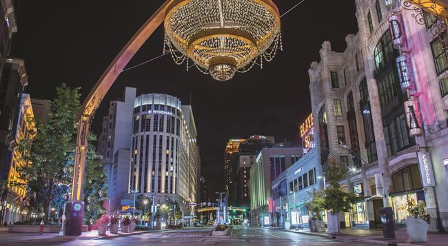 Wyndham Cleveland at Playhouse Square - 클리블랜드 - 건물