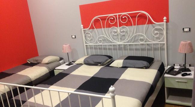 호텔 벨라 비스타 - 로마 - 침실