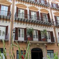 팔라조 시타노 Hotel Front