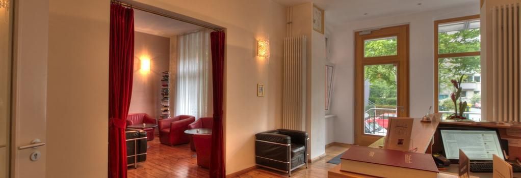Hotel Johann - 베를린 - 로비