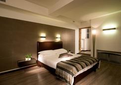 트레비 호텔 - 로마 - 침실