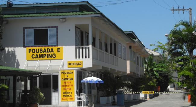 Pousada e Camping Lagoa da Conceição - 플로리아노폴리스 - 건물