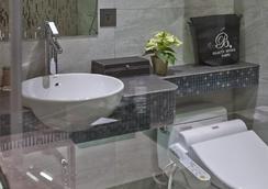 뷰티 호텔 타이베이- 호텔 B스테이 - 타이베이 - 욕실