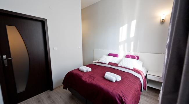 Platinum Aparthotel - 크라쿠프 - 침실