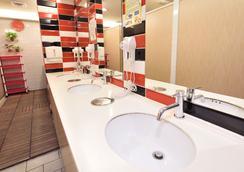 CU 호텔 - 타이베이 - 욕실