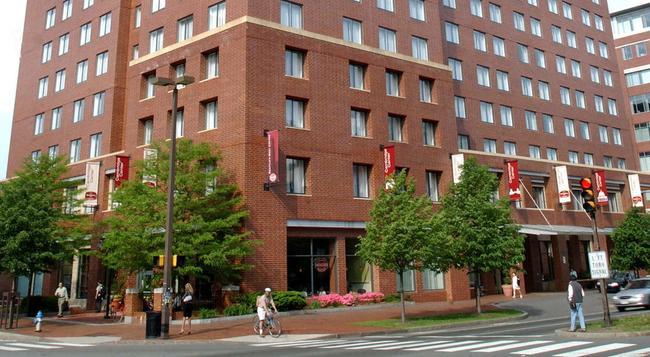 레지던스 인 바이 메리어트 보스턴 케임브리지 - 캠브리지 - 건물