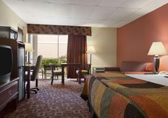 Howard Johnson Inn - Oklahoma City - 오클라호마시티 - 침실
