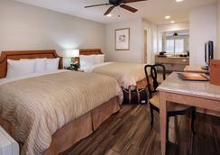 Anabella Hotel - 애너하임 - 침실