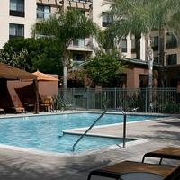 Courtyard by Marriott Los Angeles Burbank Airport Health club