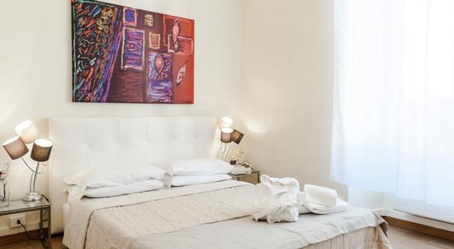 B&B 멜리니 39 - 로마 - 침실