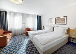 Hotel Stella Maris - 함부르크 - 침실