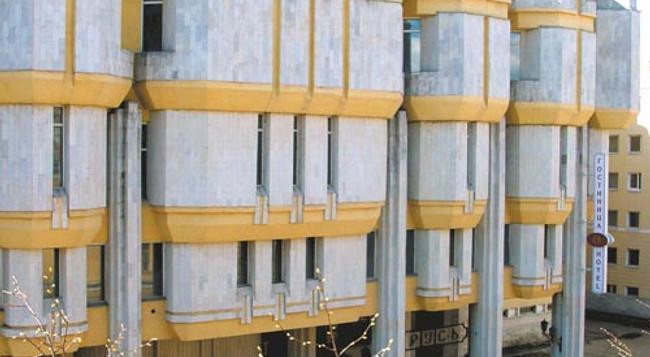 러스 호텔 - 상트페테르부르크 - 건물