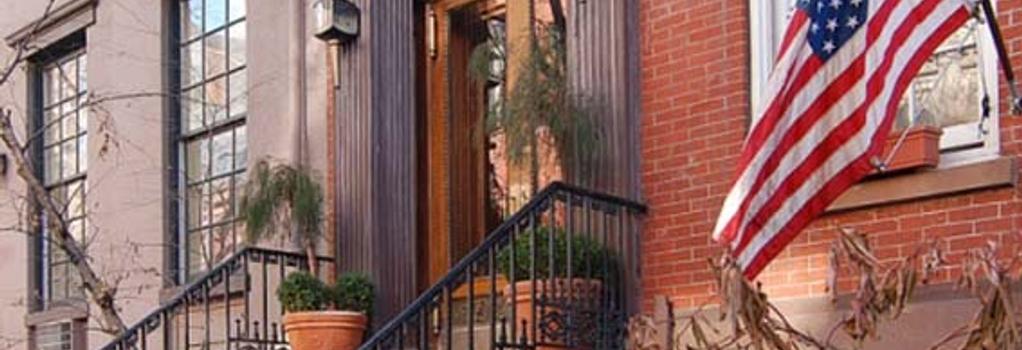 콜로니얼 하우스 인 - 뉴욕 - 건물