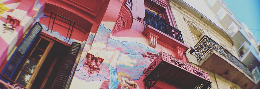 The Pink House - 부에노스아이레스 - 건물