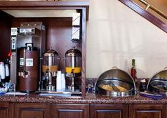 Chase Suite Hotel Brea - 브레이아 - 레스토랑