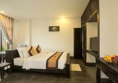 라 로즈 블랑쉐 부티크 호텔 - 시엠레아프 - 침실