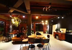 반 왕랑 리버사이드 - 방콕 - 레스토랑