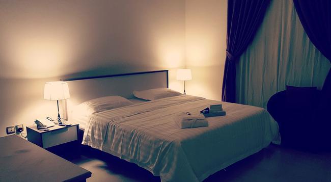 Alhamra Tower Hotel - 제다 - 침실