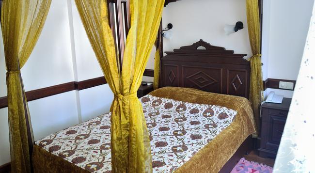 Hotel Alp Guesthouse - 이스탄불 - 침실