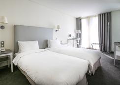 앰비언스 호텔 - 타이베이 - 침실