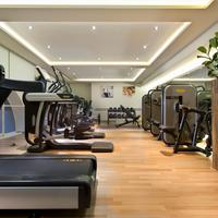 스타이건베르거 호텔 디 작스 Steigenberger Frankfurter Hof, Frankfurt, Germany - The SPA Fitness room