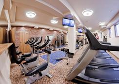 Best Hotel Agit Congress & Spa - 루블린 - 체육관