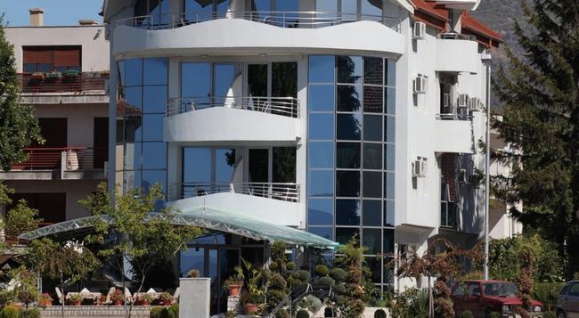 Hotel Denarius - 오흐리드 - 건물