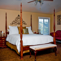 Sycamore Mineral Springs Guestroom