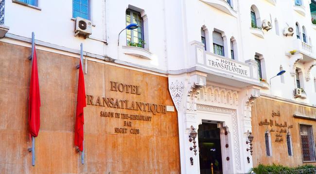 Hotel Transatlantique - 카사블랑카 - 건물