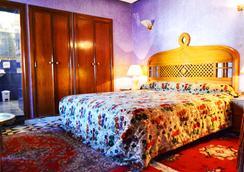 Hotel Transatlantique - 카사블랑카 - 침실