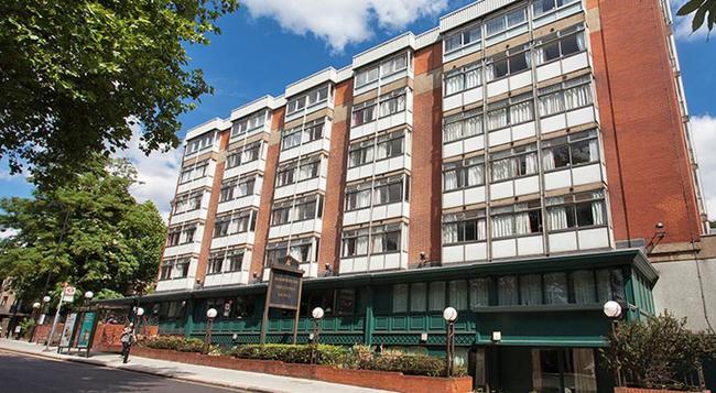 브리타니아 호텔 햄프스티드 - 런던 - 건물