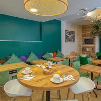 호텔 알리제 마르세유 비유 포트 Breakfast Area