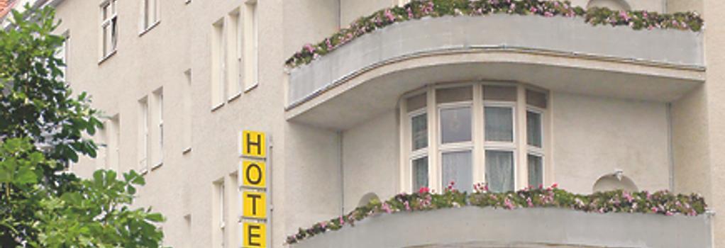 호텔 벨리뷰 암 쿠르푸스텐담 - 베를린 - 건물