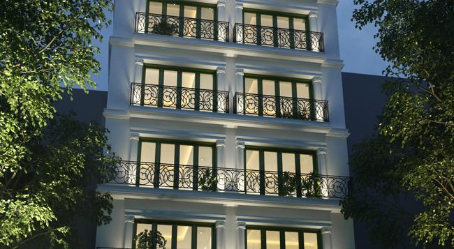 에코 호텔 하노이 - 하노이 - 건물