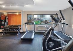 라 퀸타 인 앤드 스위트 시카고 레이크 쇼어 - 시카고 - 체육관