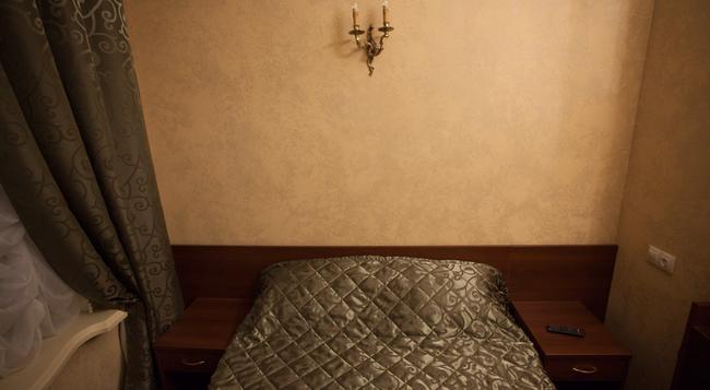 미니 호텔 심포니아 - 상트페테르부르크 - 침실