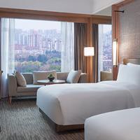 뉴 월드 상하이 호텔 Guestroom