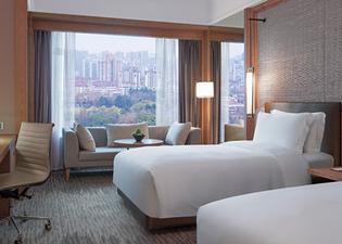 뉴 월드 상하이 호텔