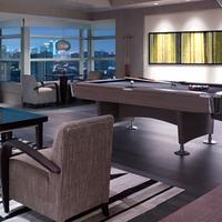 뉴 월드 상하이 호텔 Executive Lounge