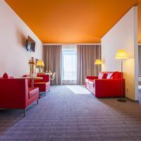 파크 인 바이 래디슨 프랑크푸르트 공항 호텔 Living Area