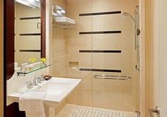 더 세인트 레지스 호텔 - 밴쿠버 - 욕실