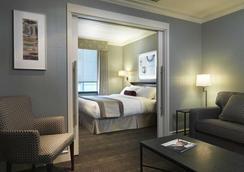 더 세인트 레지스 호텔 - 밴쿠버 - 침실