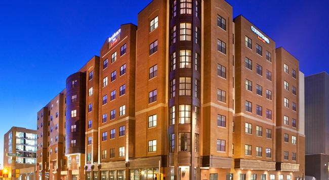 Residence Inn by Marriott Syracuse Downtown at Armory Square - 시라큐스 - 건물