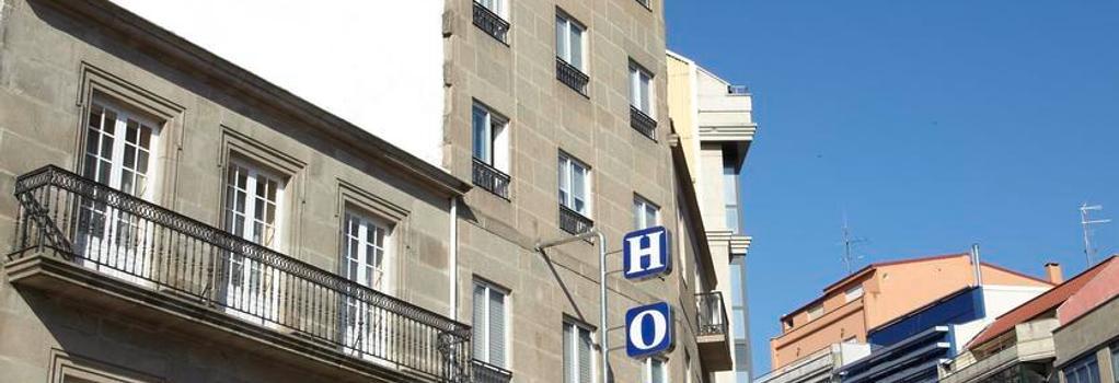 호텔 판톤 - 비고 - 건물